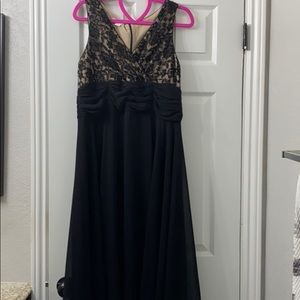 Dress barn gorgeous evening dress